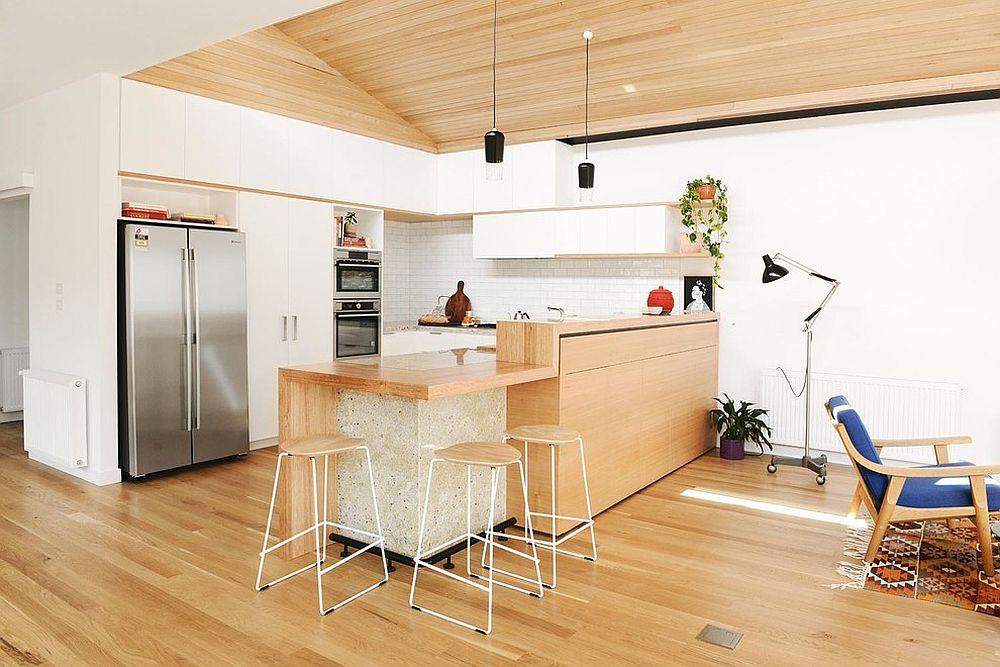 Скандинавский стиль в интерьере кухни - Фото 45