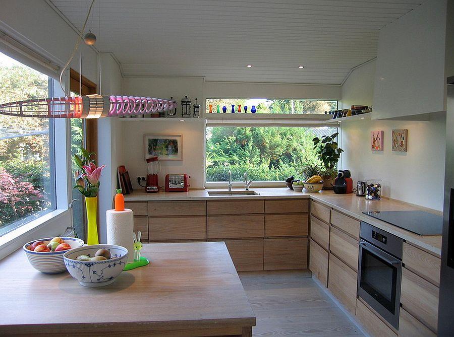 Скандинавский стиль в интерьере кухни - Фото 41