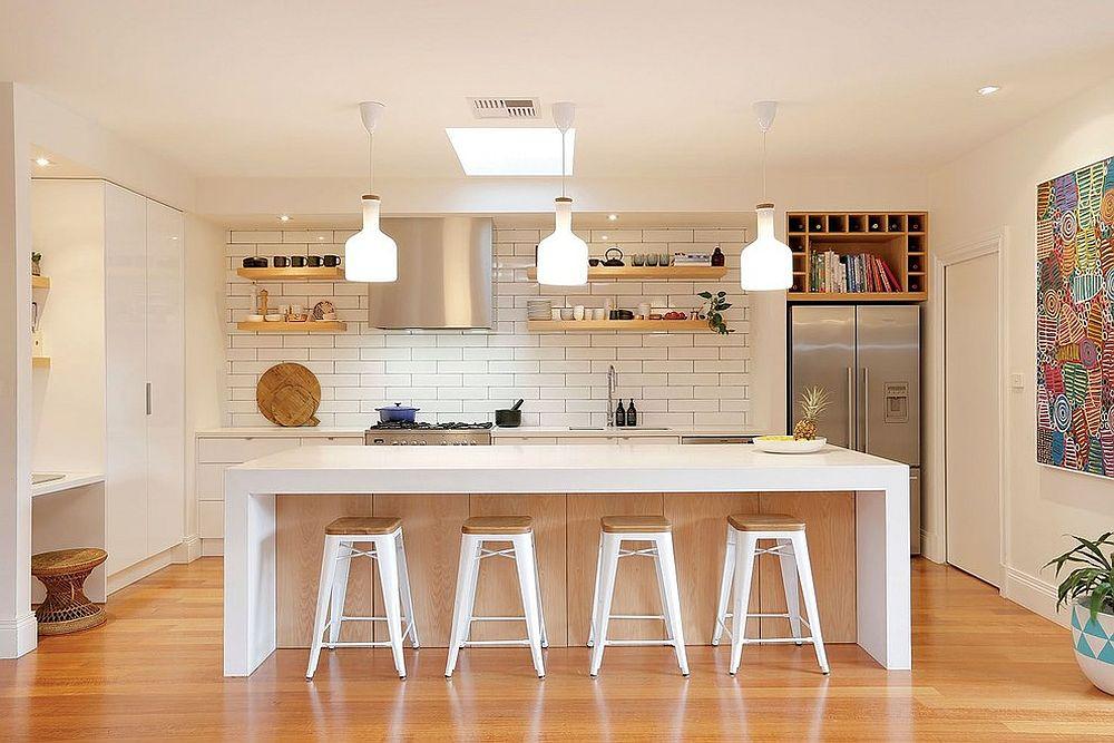 Скандинавский стиль в интерьере кухни - Фото 50