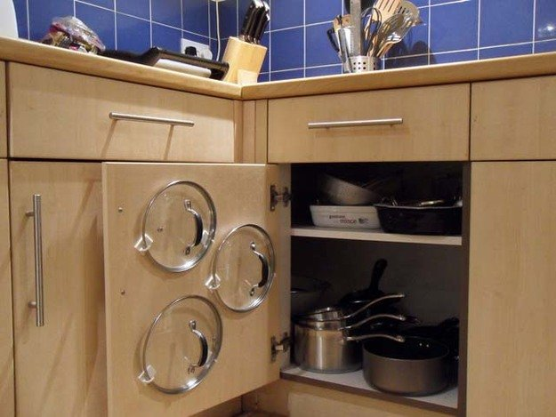 Хранение кухонной утвари: инновации в дизайне интерьеров