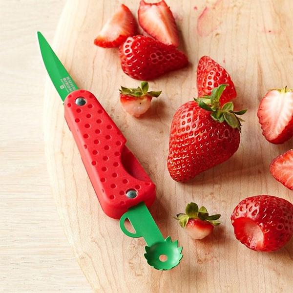 Специальный нож для клубники