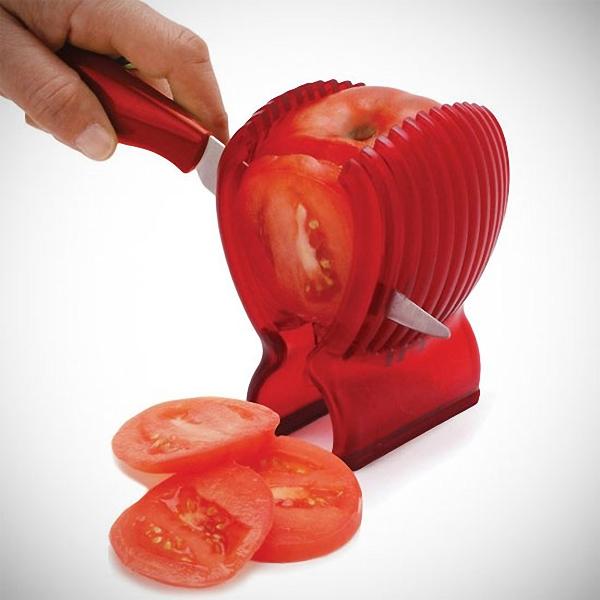 Набор: ломтерезка и нож Joie Tomato