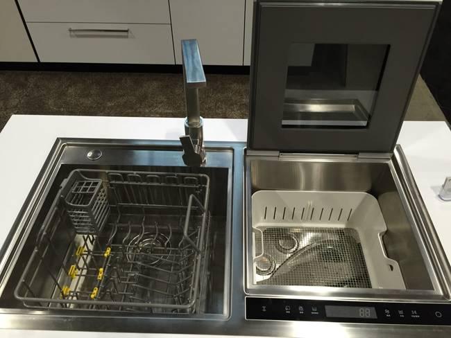 Современная бытовая техника кухни экономна