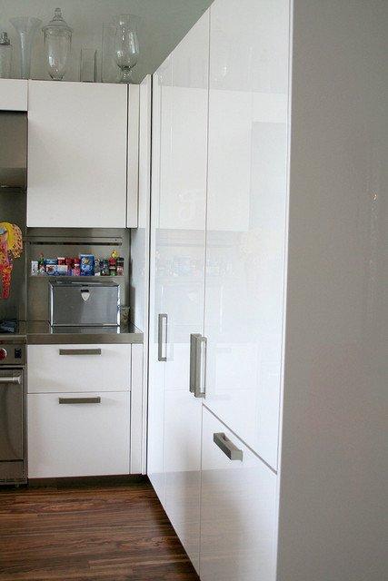 Элегантный и практичный интерьер кухни
