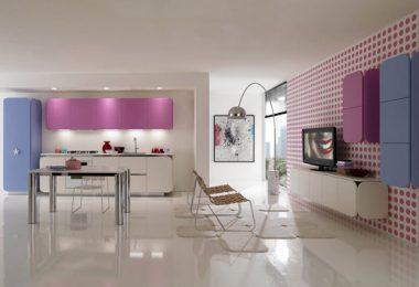 Современная мебель для кухни – экстравагантные дизайнерские решения