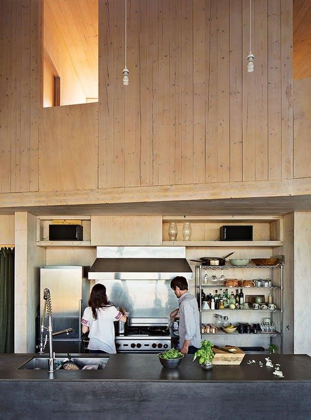 Современные столешницы для кухни из бумажного композита