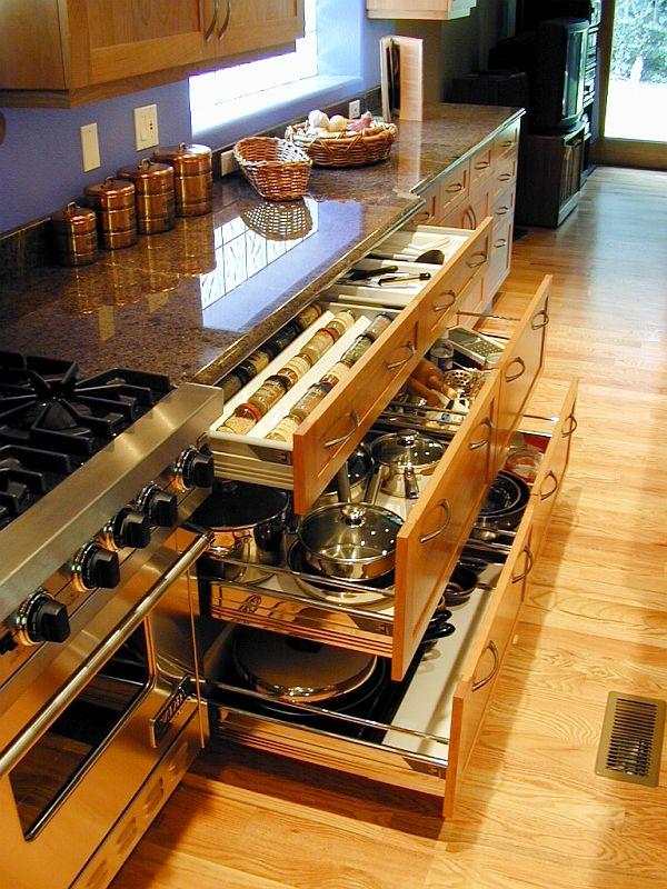 Дизайнерские решения для кухни своими руками - Mobblog.ru