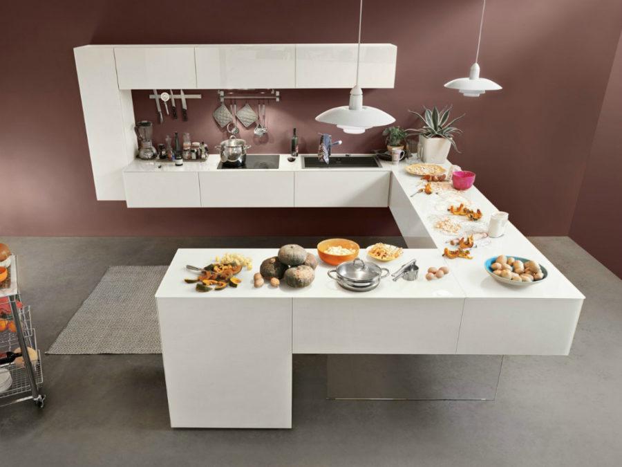 Современные дизайнерские кухни у вас дома - дизайн от Lago