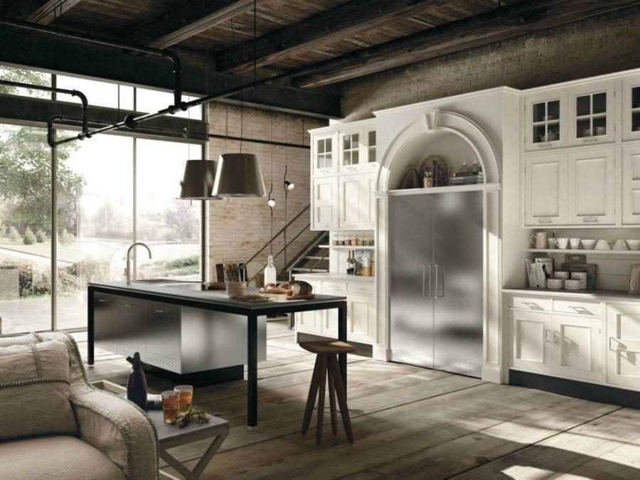 Современные дизайнерские кухни у вас дома