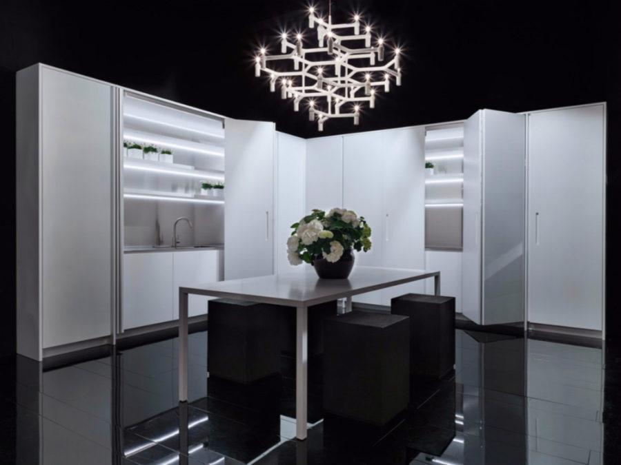 Современные дизайнерские кухни у вас дома - кухонная мебель от Rifra