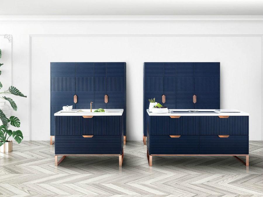 Современные дизайнерские кухни у вас дома - кухонная мебель от TM Italia Cucine