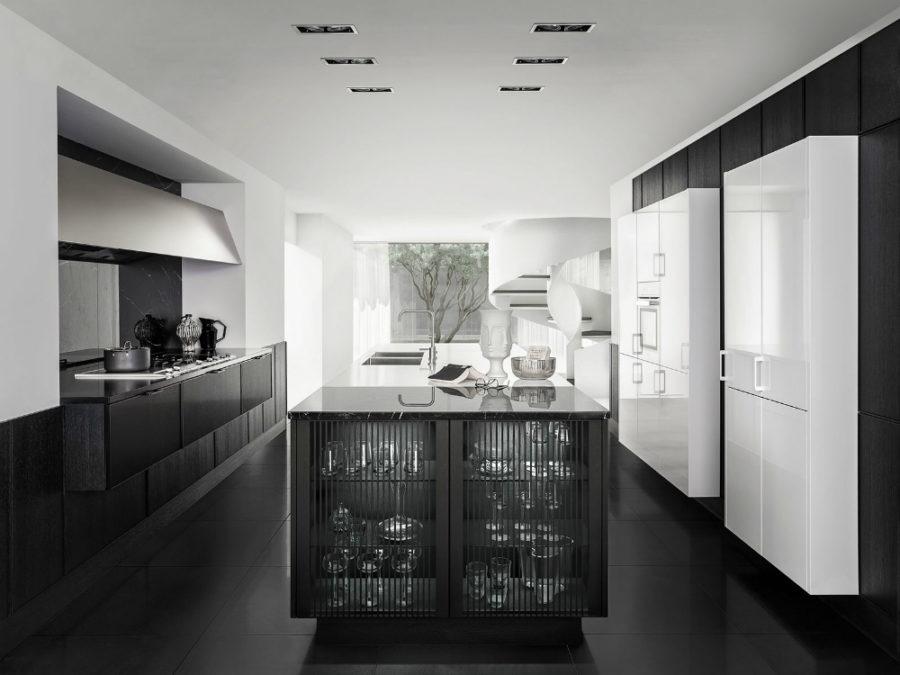 Современные дизайнерские кухни у вас дома - кухня от SieMatic