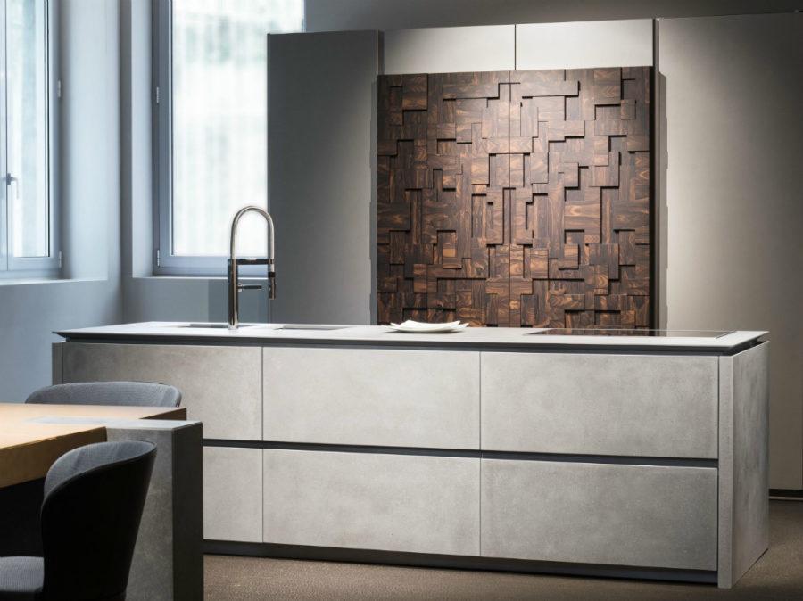 Современные дизайнерские кухни у вас дома - кухонная мебель от Toncelli Cucine