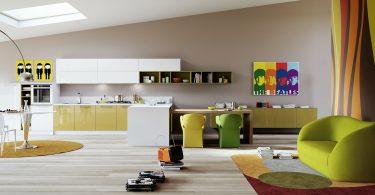 Современные тенденции оформления кухонного пространства от Arredo3