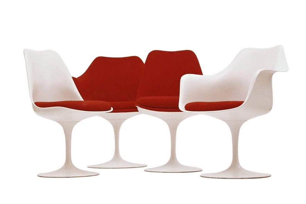 Cовременные кухонные стулья от компании Knoll - фото 1
