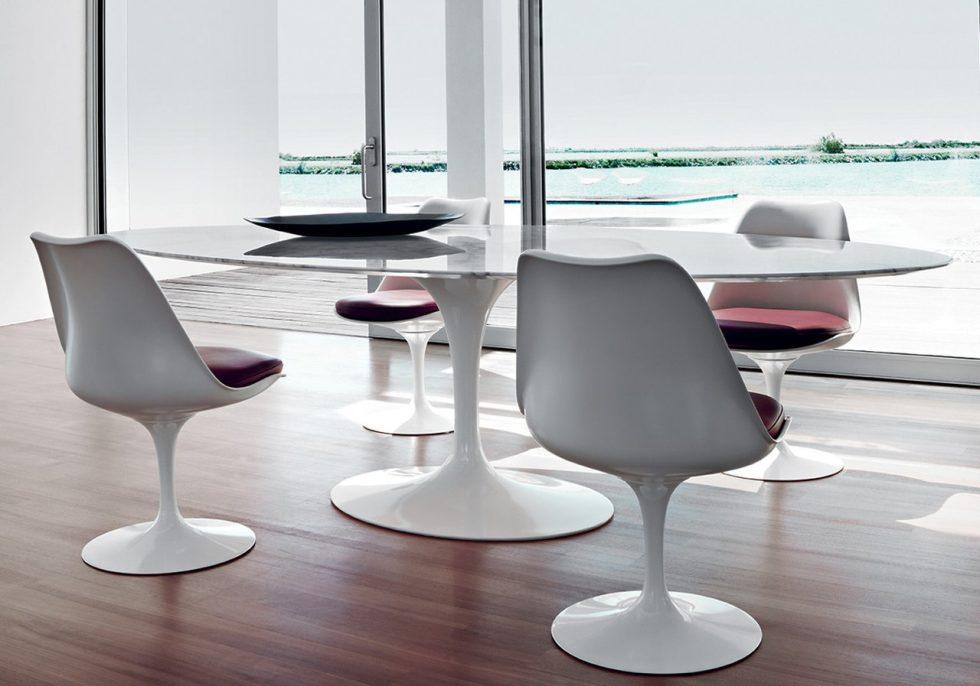 Cовременные кухонные стулья от компании Knoll - фото 2