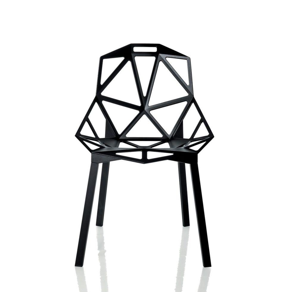 Cовременные кухонные стулья от компании Vitra - фото 1