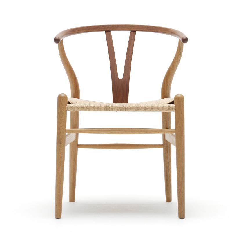 Cовременные кухонные стулья от CarlHansen&Son - фото 1