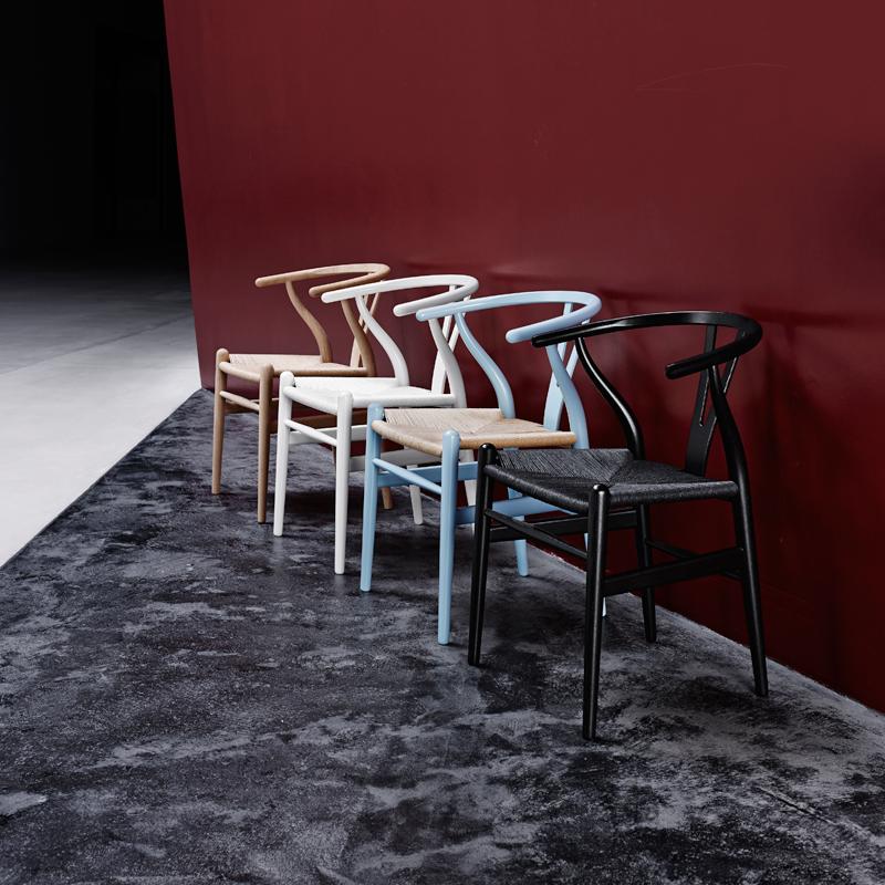 Cовременные кухонные стулья от CarlHansen&Son - фото 3