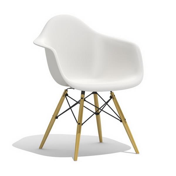 Cовременные кухонные стулья от компании Eames - фото 1