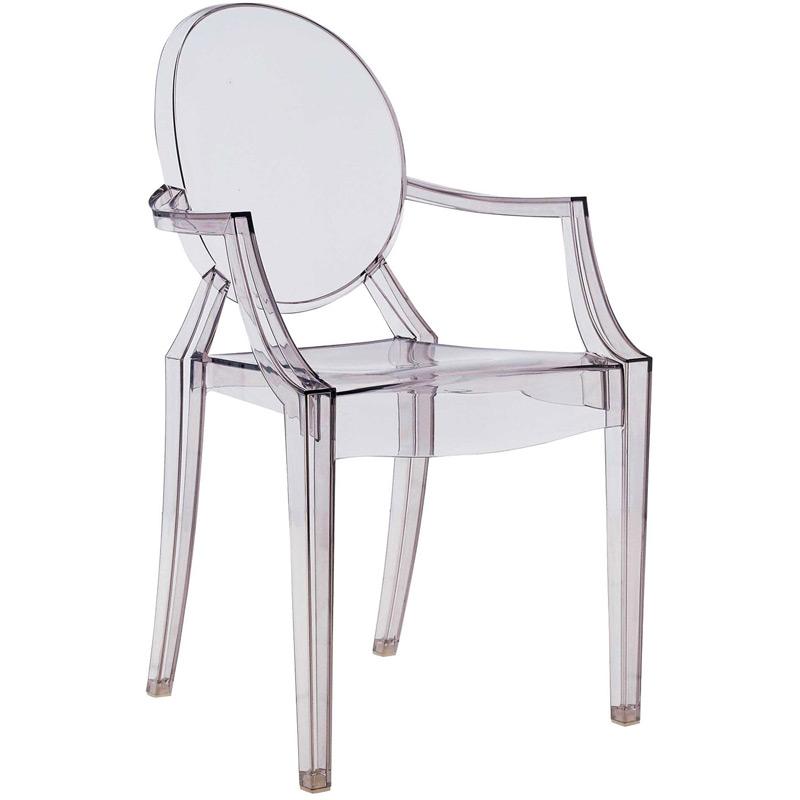 Cовременные кухонные стулья от компании Kartell