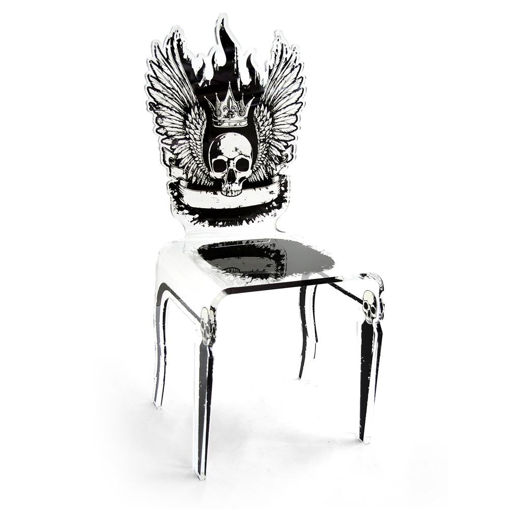 Cовременные кухонные стулья от компании Acrila