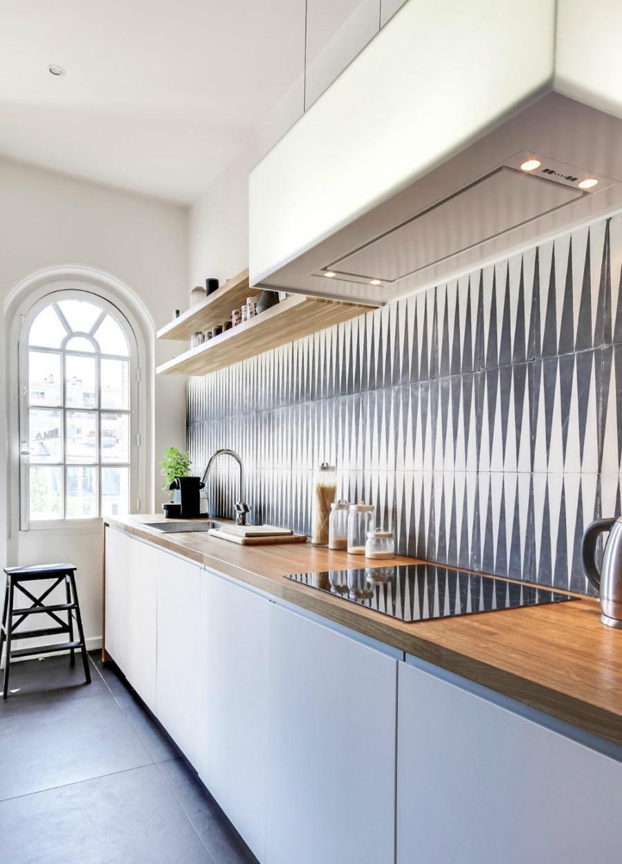 Современные тенденции в дизайне кухни в вашем доме - светлые тона интерьера