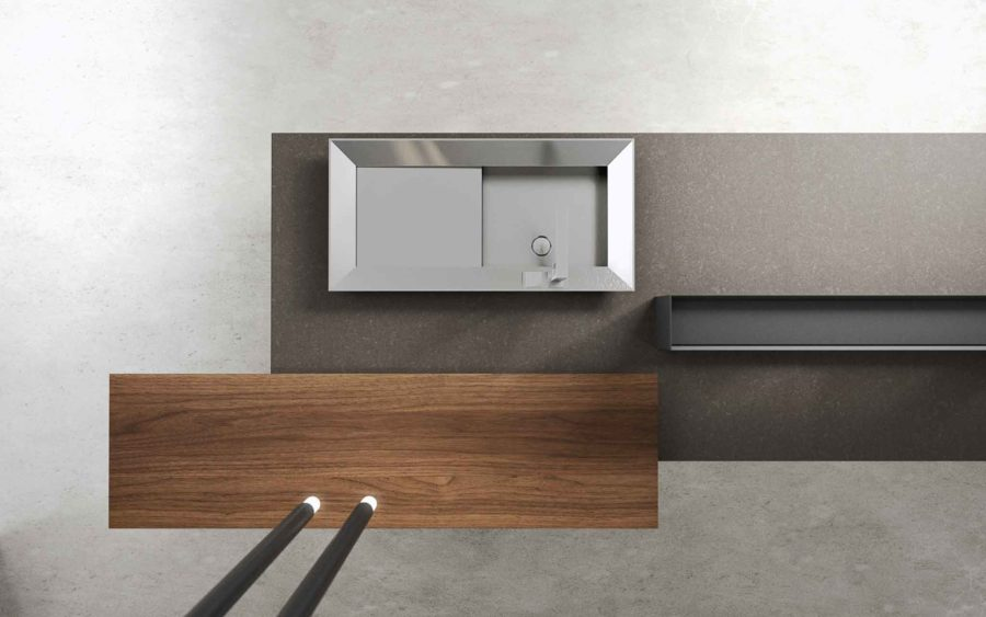 Современные тенденции в дизайне кухни в вашем доме - дерево и камень в интерьере