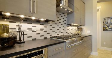 Изменяем освещение кухни: оригинальные варианты