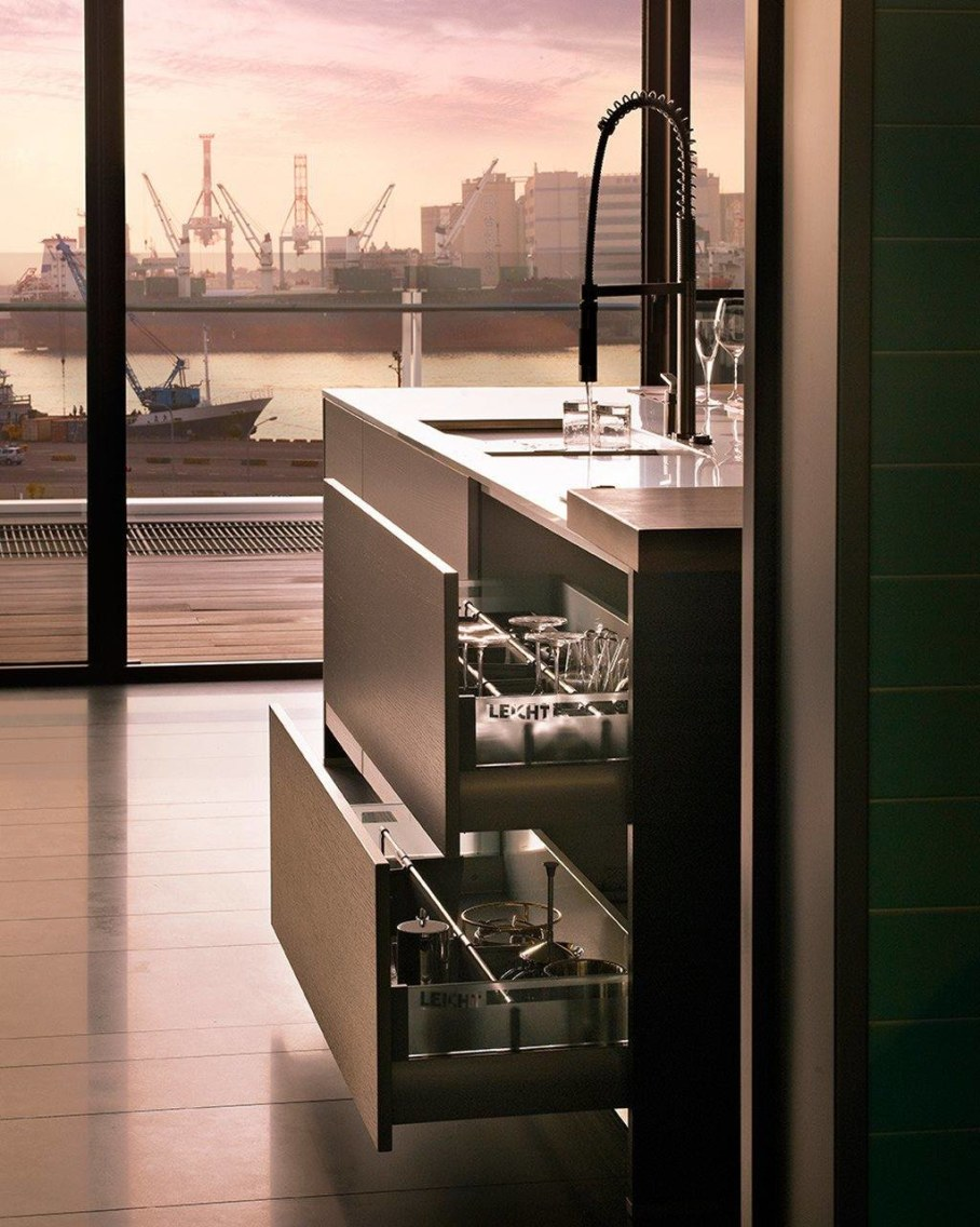 Стильная кухня от Leicht - фото 8