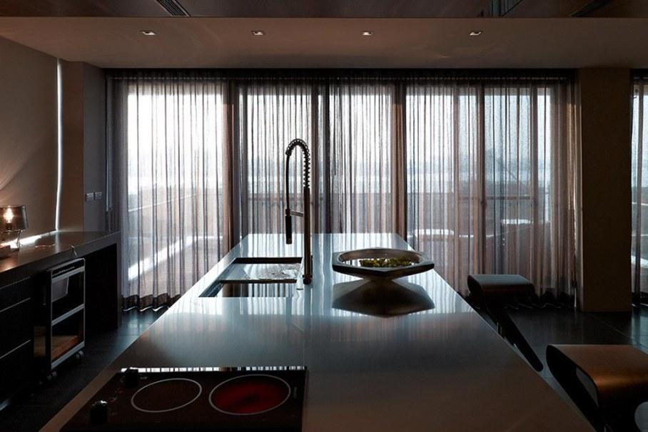 Стильные кухни от немецкого бренда Leicht