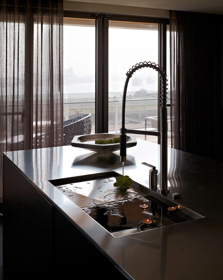Стильная кухня от Leicht - фото 1