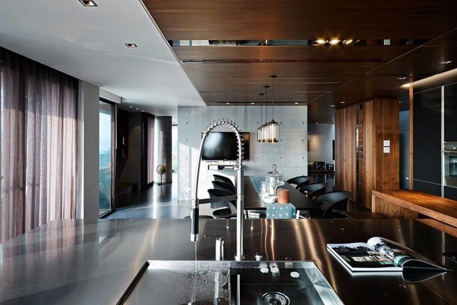 Стильная кухня от Leicht - фото 2
