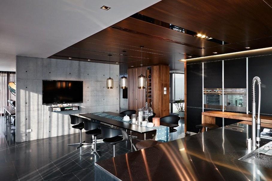 Стильная кухня от Leicht - фото 3
