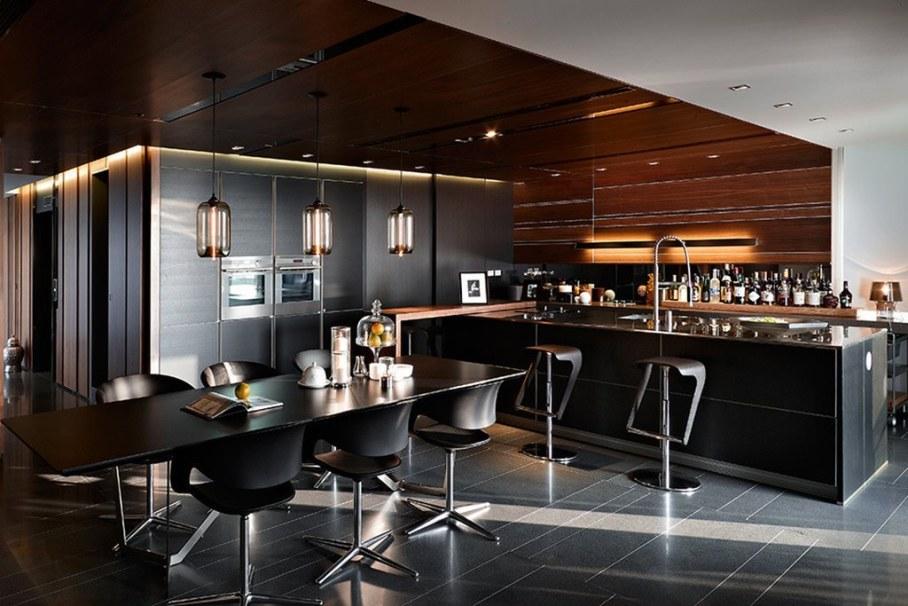 Стильная кухня от Leicht - фото 5