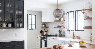 Столешницы в интерьере современной кухни