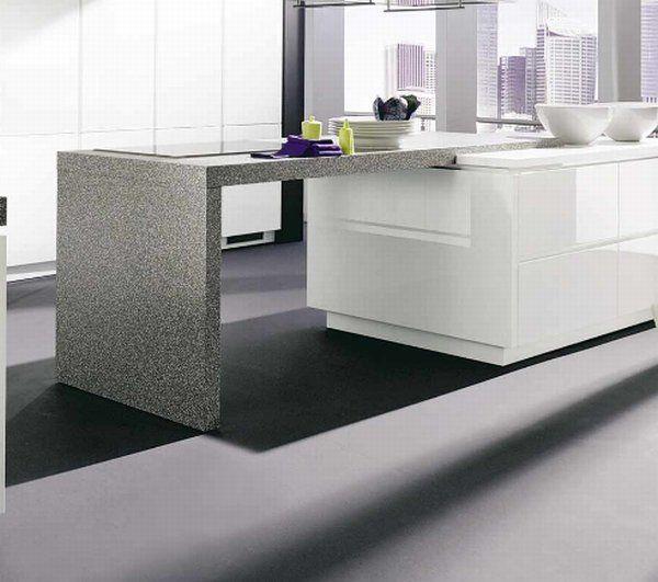 Современный дизайн интерьера кухни от Alno