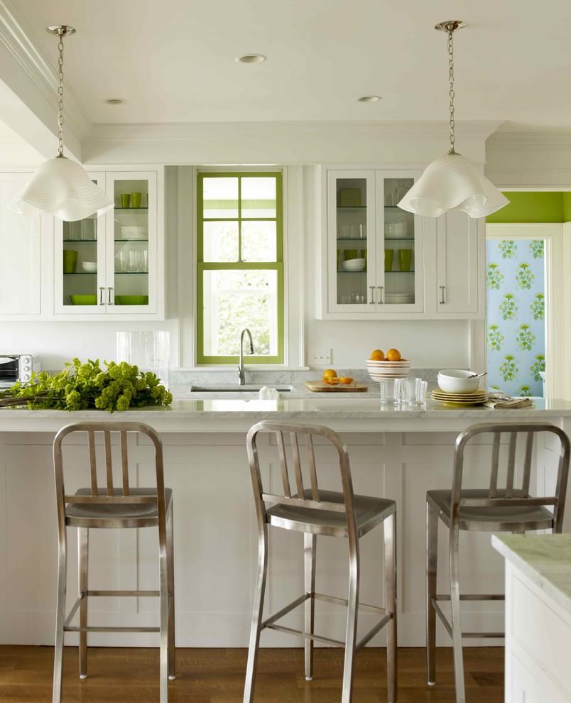 Стильный дизайн интерьера кухни от Vendome Press