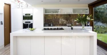 Стильный дизайн интерьера кухни от Glenvale Kitchens