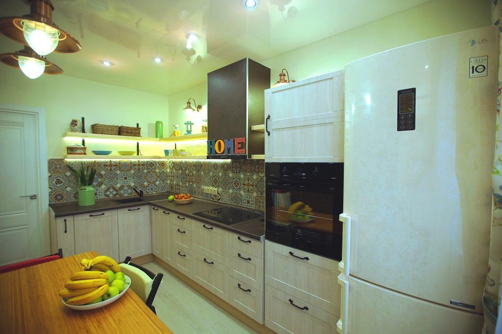 Дизайн кухни от Антона Печеного