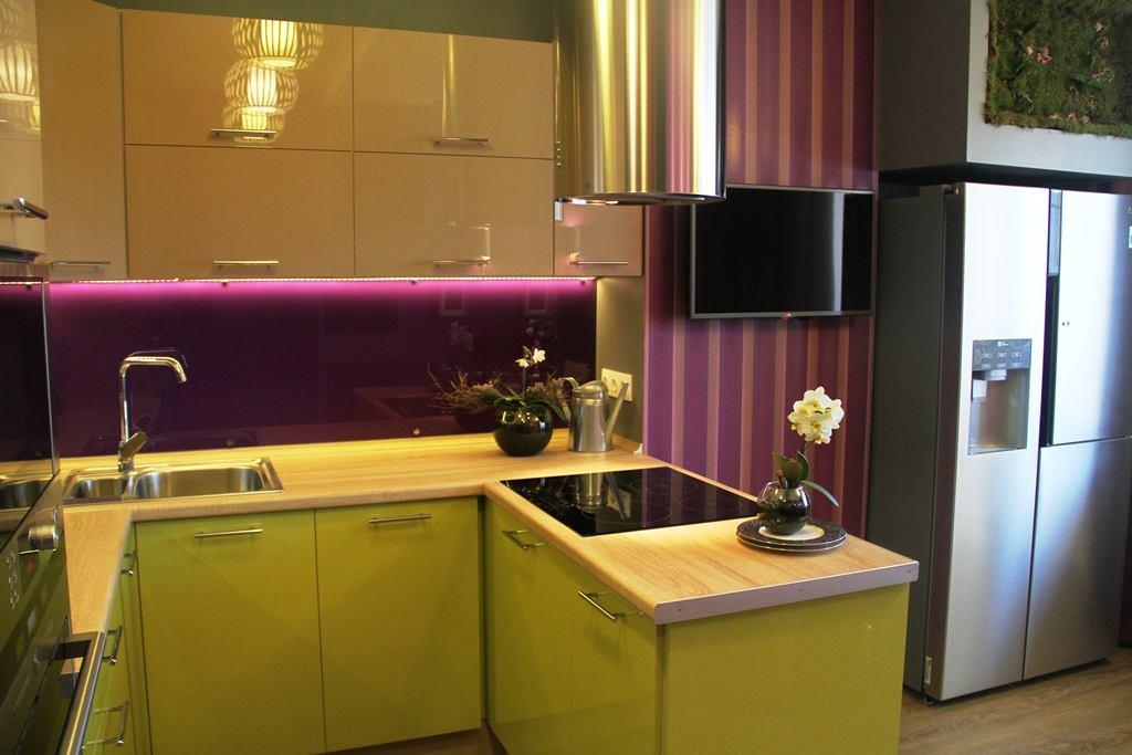 Дизайн кухни от Екатерины Степановой