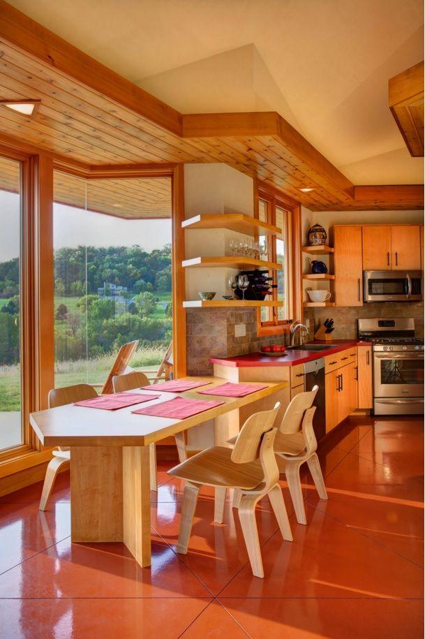 Тенденции дизайна кухни 2016 - фото 36