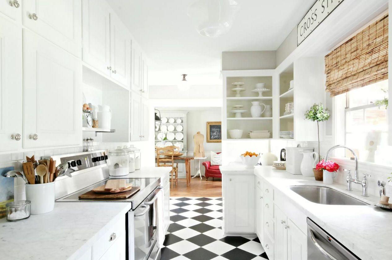 Тенденции дизайна кухни 2016 - фото 27