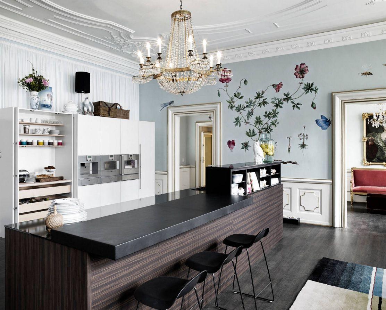 Модные тенденции дизайна кухни 2016