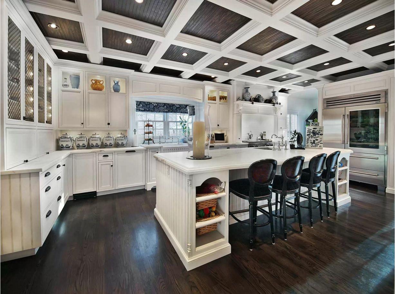 Тенденции дизайна кухни 2016 - фото 21