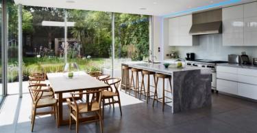 Свежие тенденции в дизайне кухонь 2016 года