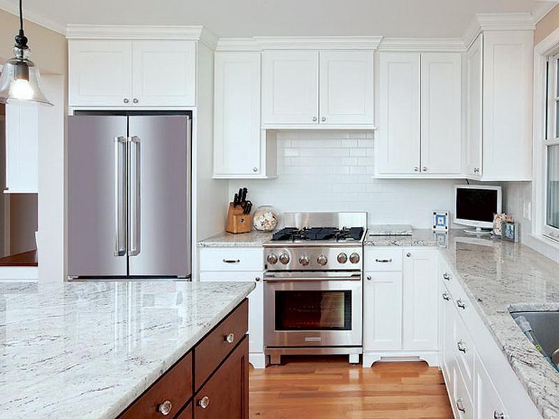 Тенденции в дизайне кухонь - кварцевые столешницы