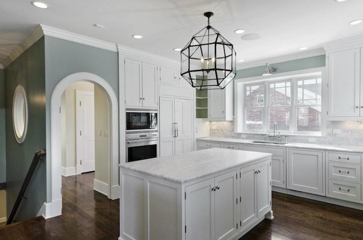 Популярные тренды - тенденции в дизайне кухонь