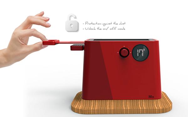 Тостер от Pierre Schwenke