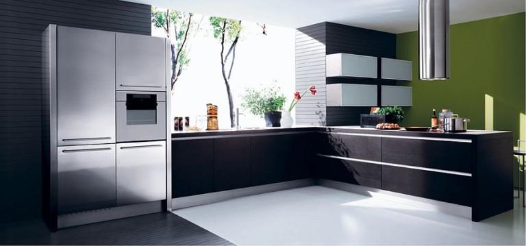 Кухня «Lucrezia» предлагает свободу в выборе расстановки